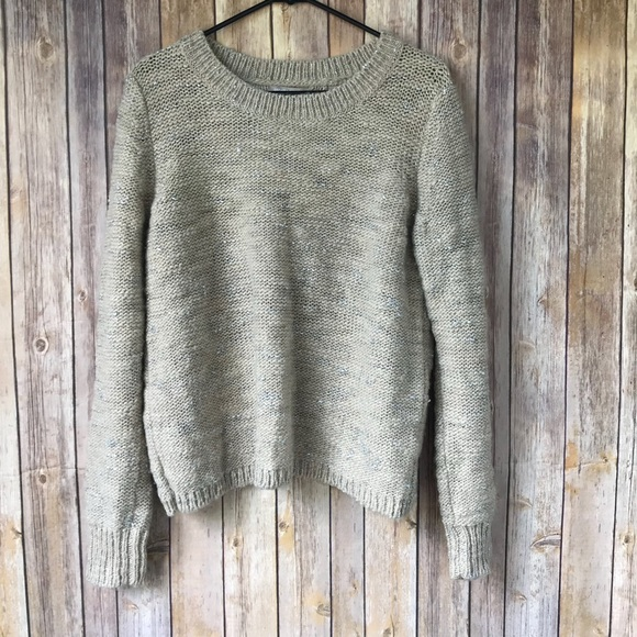 266fa42776 Banana Republic Sweaters - Banana Republic Butterfly Back Knit Sweater Size  L